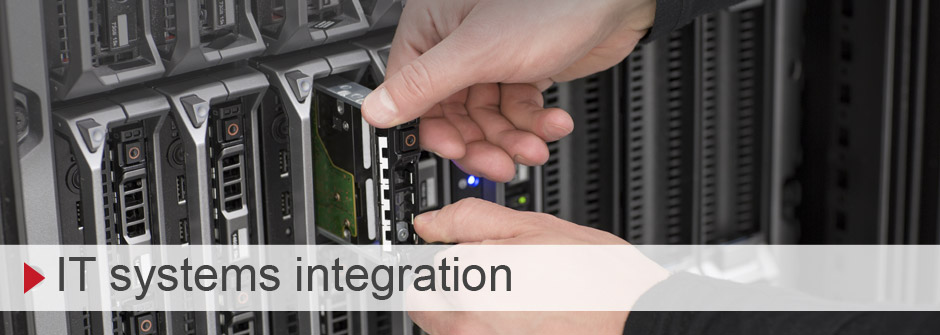 Helica - IT system integration