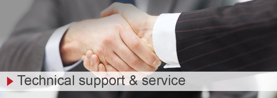 Helica - Technical support & service